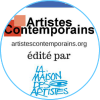 artistes contemporains logo